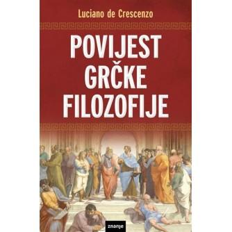 Luciano de Crescenzo: Povijest Grčke filozofije